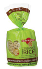 unsold organic brown rice